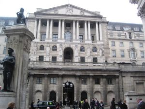 Bank of England ws