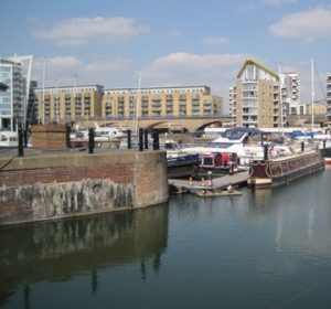 Limehouse Basin 3 ws