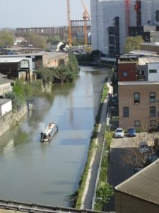 Limehouse Cut 15 ws