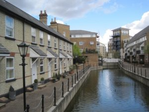 Limehouse Cut 4 ws