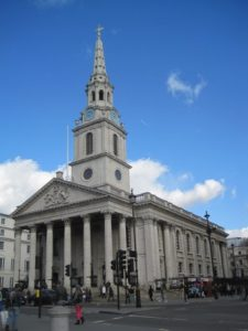 St Martin in the Fields ws
