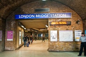 london bridge station ws