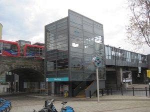 westferry station ws